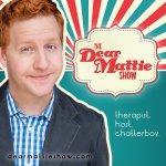 Logo for The Dear Mattie Show